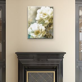 Soft Spring II Canvas Wall Art