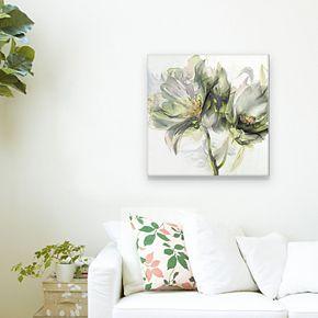Whispering Garden I Canvas Wall Art