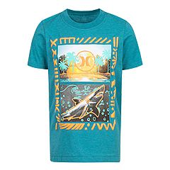 Boys 4-7 Hurley Solidad Shark Graphic Tee