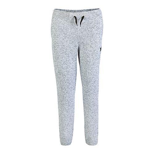 Boys 4-7 Hurley Sweater Knit Jogger Pants