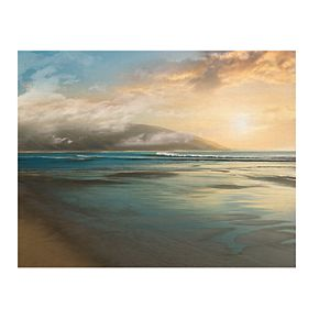 "Island Mist 18"" x 24"" Canvas Wall Art"