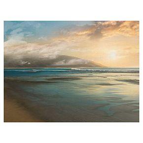 "Island Mist 30"" x 40"" Canvas Wall Art"