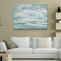 Billowing Clouds 30' x 40' Canvas Wall Art