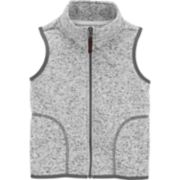 Toddler Boy Carter's Fleece Vest