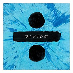 Ed Sheeran - Divide Vinyl Record
