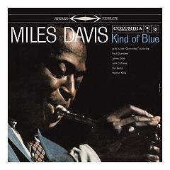 Miles Davis - Kind of Blue Vinyl Record