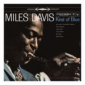 Miles Davis - Kind of Blue Vinyl Record