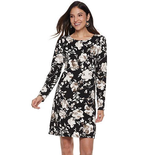 Women's Apt. 9® Jacquard Sheath Dress
