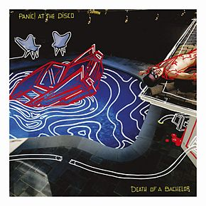 Panic At The Disco - Death of a Bachelor Vinyl Record