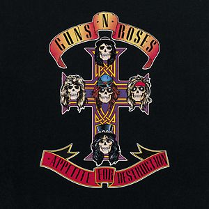 Guns N Roses - Appetite For Destruction Vinyl Record
