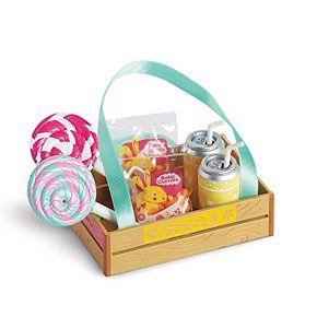 American Girl Carnival Snack Tray
