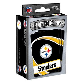 Pittsburgh Steelers Playing Cards Set