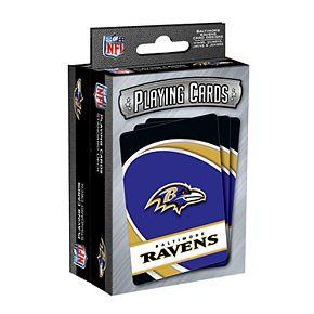Baltimore Ravens Playing Cards Set