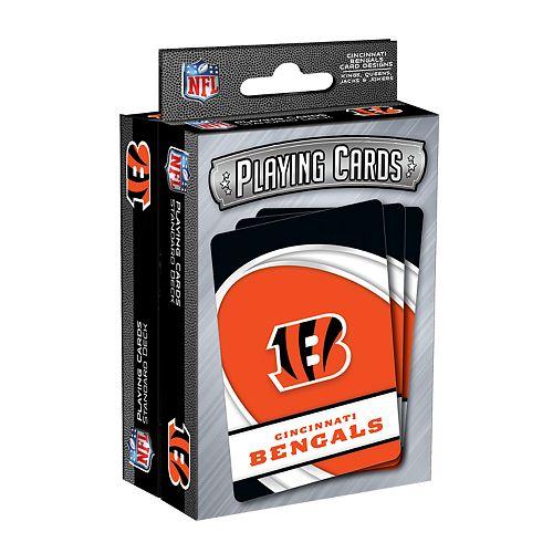 Cincinnati Bengals Playing Cards Set