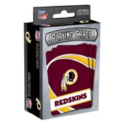 Washington Redskins Playing Cards Set