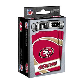San Francisco 49ers Playing Cards Set