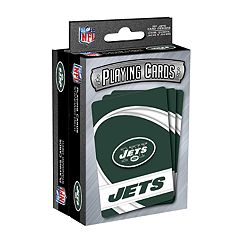 New York Jets Playing Cards Set