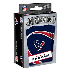 Houston Texans Playing Cards Set