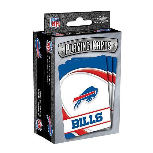 Buffalo Bills Playing Cards Set