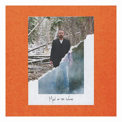 Justin Timberlake - Man of the Woods Vinyl Record