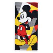 Disney's Mickey Mouse Beach Towel by Jumping Beans