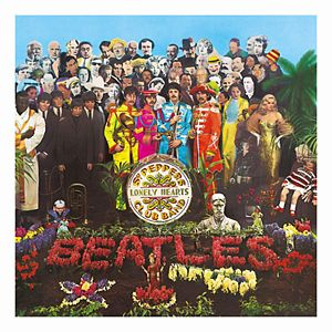 Beatles - Sgt. Pepper's Lonely Hearts Club Band (2017 Stereo) Vinyl Record
