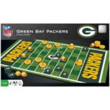 Green Bay Packers Checkers Board Game