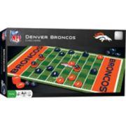 Denver Broncos Checkers Board Game