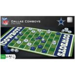 Dallas Cowboys Checkers Board Game