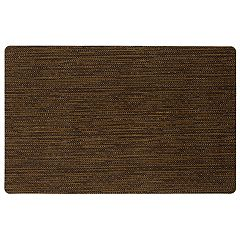 Mohawk Home Brown Diamond Pattern Rug