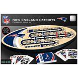 New EnglandPatriots Cribbage Game Set