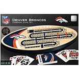 Denver Broncos Cribbage Game Set