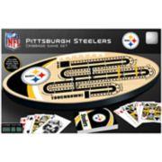 Pittsburgh Steelers Cribbage Game Set