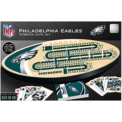 Philadelphia Eagles Cribbage Game Set
