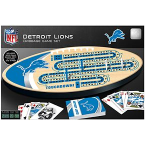 Detroit Lions Cribbage Game Set