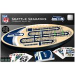 Seattle Seahawks Cribbage Game Set