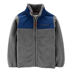 Toddler Boy Carter's Microfleece Jacket