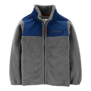 Toddler Boy Carter's Microfleece Jacket
