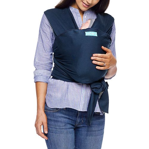 Moby Wrap Classic Baby Carrier
