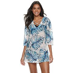 ae8160ab8bbb Women's Swim Cover-Ups & Rash Guards | Kohl's