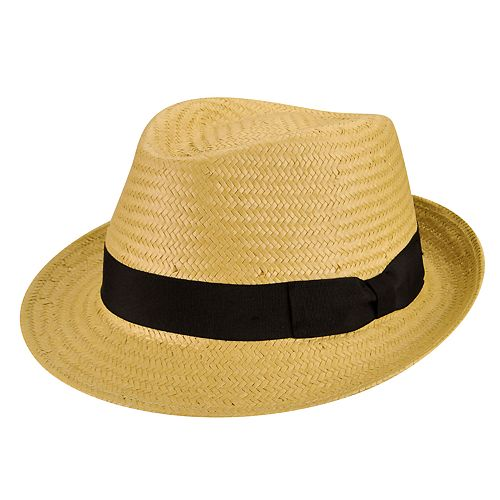 Men's Country Gentleman Durrell Fedora Sun Hat