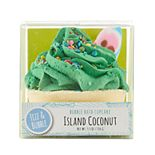 Fizz & Bubble Island Coconut Bubble Bath Cupcake