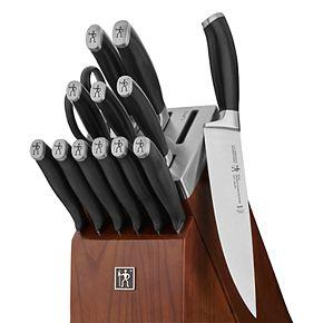 HENCKELS Elan Self-Sharpening 14-pc. Knife Block Set