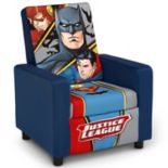 Delta Children Justice League High Back Upholstered Chair