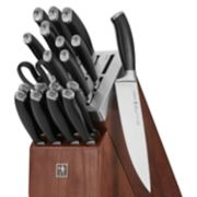 J.A. Henckels International Elan Self-Sharpening 20-pc. Knife Block Set