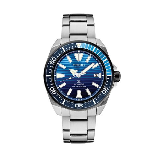 Seiko Men's Prospex Special Edition Automatic Dive Watch - SRPC93