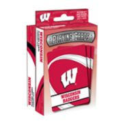 Wisconsin Badgers Playing Cards Set