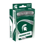 Michigan State Spartans Playing Cards Set