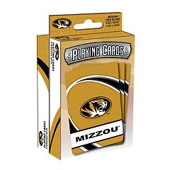 Missouri Tigers Playing Cards Set