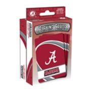 Alabama Crimson Tide Playing Cards Set